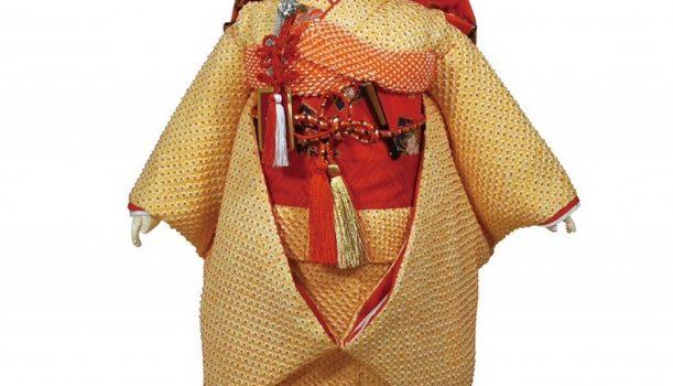 雛人形(ひな人形)新聞チラシ投函
